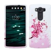 Insten Tuff Hard Dual Rubber Silicone Case For LG V10 Pink