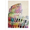Michael Tompsett 'Colosseum' Canvas Rolled Art
