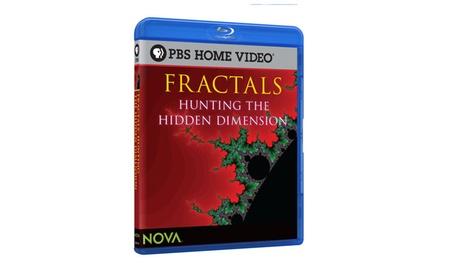 NOVA: Fractals: Hunting the Hidden Dimension Blu-ray 8c4ad6d0-2043-4915-a83c-7665a92d25b5