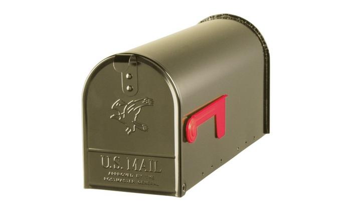 Mailbox Rural Bnz Nbr1