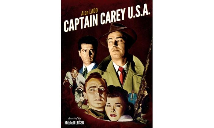 Groupon Goods: Captain Carey U.S.A. DVD