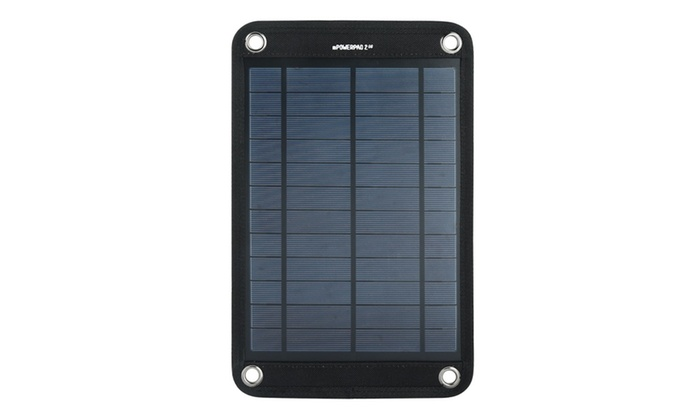 Groupon Goods: Third Wave Power mPowerpad 2 Go Solar Charger