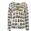 Women's Shoes Formal Single Breasted Cardigan Sweater