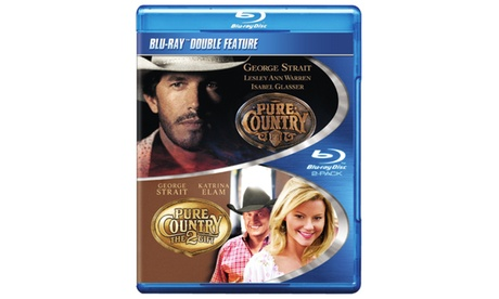 Pure Country / Pure Country: The Gift (DBFE) (BD) 3ac941f0-376d-4c4d-a6b5-eb0acb5454be