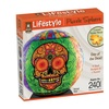 Lifestyle 3D Puzzle Sphere - Day of the Dead: 240 Pcs