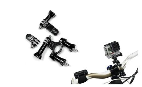 3-Way Handlebars Bike Seatposts Bar Mount for GoPro Cameras 1001a8ae-6343-49c8-990f-00f51ef296b6