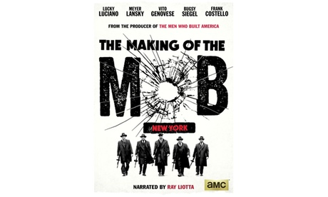 Making of the Mob, The DVD 65196454-1e1f-42ac-930b-d07186e77752