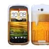 Insten Beer and 8211 Food Fight Collection Phone Case for HTC One VX