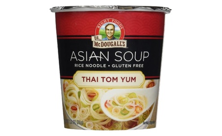 Dr. Mcdougall's Thai Tom Yom Rice Noodle Asian Soup, 1.2 Ounce (Pack o b6e831ee-2f62-46c5-bdb4-0a2427fc2a3d