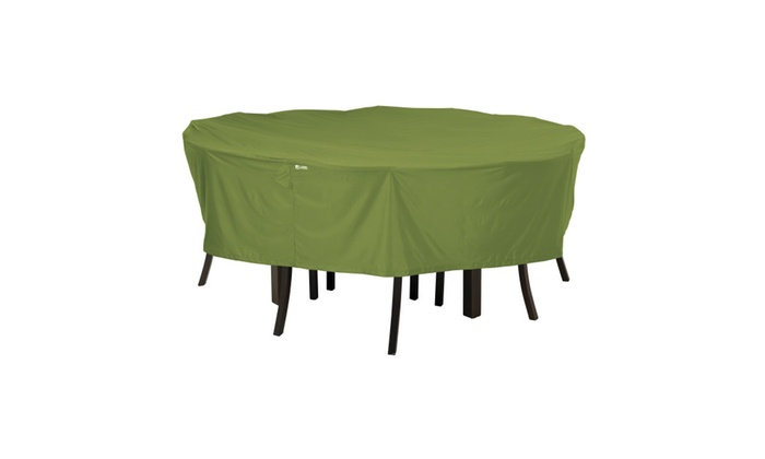Classic Accessories Sodo Patio Table and Chair Cover Round