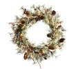 "48"" Dakota Pine Wreath 150CL 248T"
