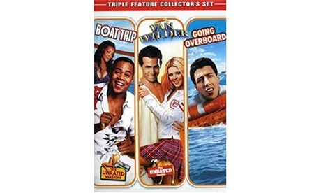 Boat Trip / Van Wilder / Going Overboard (Triple Feature Collector's Set) 63061ccb-f409-45ee-9b25-067d964b79a7