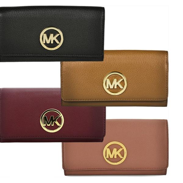 768c805726d3 Michael Kors Fulton Carryall Wallet | Groupon