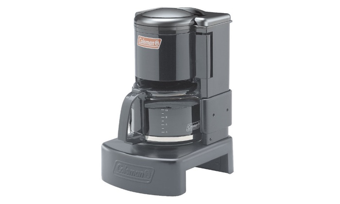 Coleman Coffee Maker Camping : Coleman Camping Coffee Maker Black 2000015167 Groupon