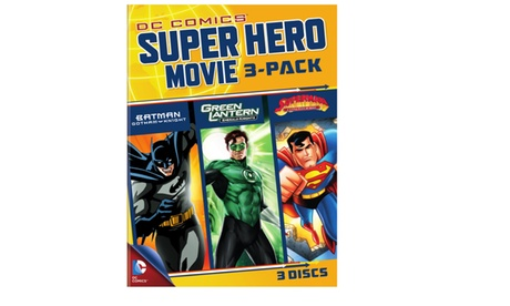 DC Superheroes Movies 3-Pack a3a2a536-e279-4d84-9da7-7df4f7d717ee
