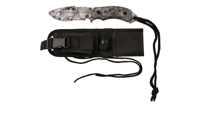 MTech USA MT-20-18DSC Fixed Blade 8in Overall