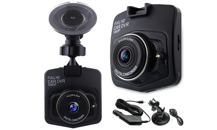"2.4/"" 1080P HD GPS Camera Car DVR Dash Cam Video Recorder G-Sensor Night Vision"