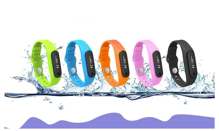 Smart Bracelet And Fitness Wireless Bluetooth Wristband