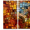 Dreaming of Stained Glass - Abstract Metal Wall Art