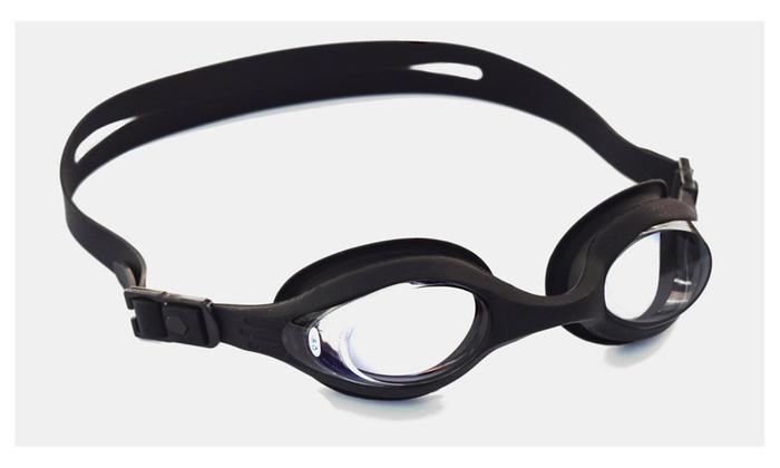 cc319d0e7de Prescription Optical Swimming Goggles Myopia lenses for Nearsighted ...