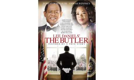 Lee Daniels' The Butler DVD 3c45e3cb-7ced-4a70-b6c2-f7be7db22651