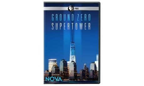 NOVA: Ground Zero Supertower DVD ba3c7dd4-e2ed-4c47-b405-b4541e87aea8