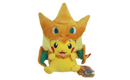 Children Toys Cartoon Plush Toys Pikachu Cosplay Pikachu Mega 031a312f-45ed-4b50-ac8e-0194f4850533