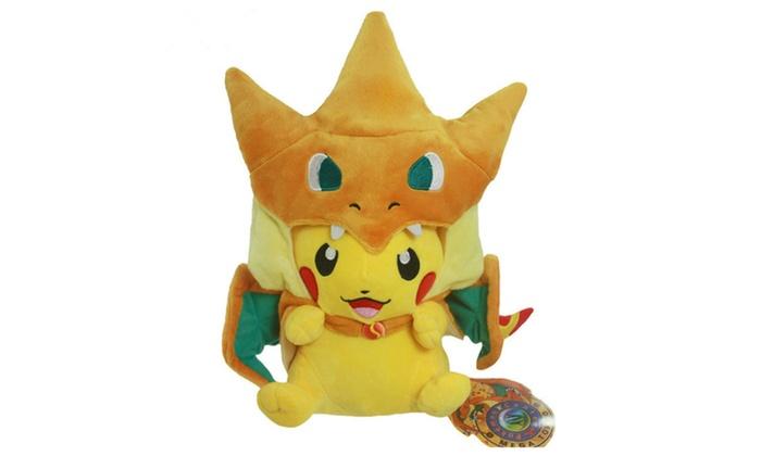 Lewis Joyce: Baby Plush toys Pikachu Stuffed Animal Dolls Children Toys