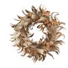 "13"" Birch Bark Wreath"