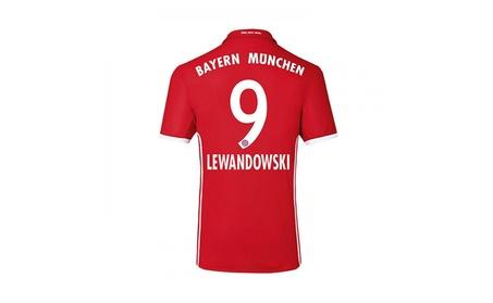 Bayern Munich Home Jersey 2016 2017 Lewandowski 9 c7609bc8-053c-4130-b2a7-7eca8eb87d5d
