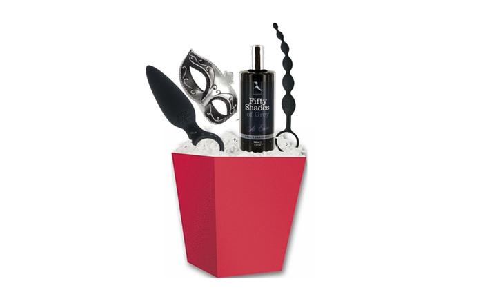 Fifty Shades Of Grey Anal Love Gift Box  Groupon-4844