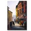 Ryan Radke Tourists in Italy Canvas Print