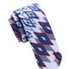 Skinny Tie Madness Printed Skinny tie
