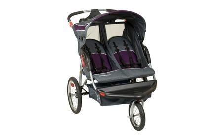 Baby Trend Expedition Double Jogging Stroller, Elixir 8e9877b7-cf66-4633-9f87-e5b46abb9fd1