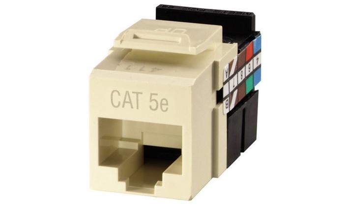 Qwk Port Cat5e Alm