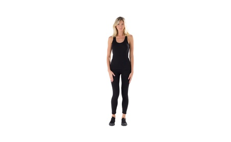 Prestige Edge 12 Pack Womens Camisoles, Racer Back Cotton Ribbed 9e29ccb4-b5ef-4b61-9aef-b6d0aadcbc39