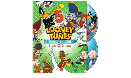 Looney Tunes: Spotlight Collection Vol. 5 (DVD) bc4321c9-d6ef-4973-bfa1-cc019c490001