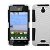 Insten White/Black Astronoot Case For HUAWEI Ascend Plus H881C