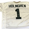 Mike Holmgren Autographed Custom Jersey Inscribed SB XXI Champs