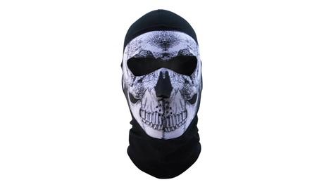 Zan Headgear Balaclava Extreme COOLMAX Full Mask B Skull 2c5ddecf-52eb-41ea-85a7-69a3213e7341
