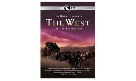 Ken Burns: The West DVD 5PK 64588dfe-fa9a-424a-a048-225cefa3e497