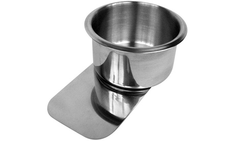 Jumbo Stainless Steel Slide under Cupholder 27ca51c5-8444-452e-be2a-5c43842fdbc8