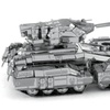 Halo 3D Metal Scorpion Tank Model Fighting Vehicle Puzzle Toys