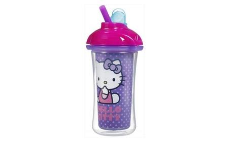 Munchkin Hello Kitty Click Lock Insulated Straw Cup 093ab834-0f9f-4220-8c7d-c69aa0b56165