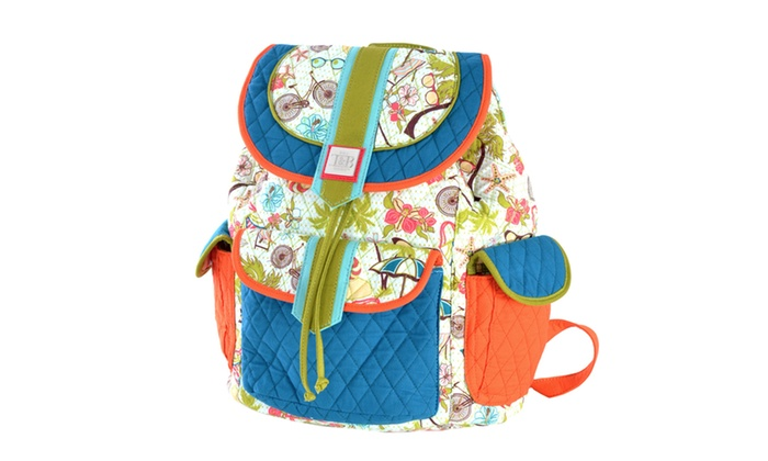 Inky & Bozko Beach Keen Boho Backpack