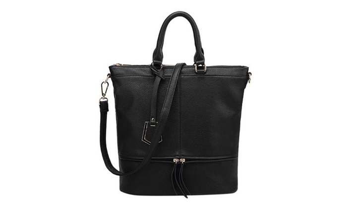 Women's Popular Backpack Shoulder Satchel Bag Bookbag