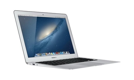 "Apple MacBook Air 11"" MD711LL/A (2013) Laptop 128GB HD 4GB RAM (Scratch & Dent)"