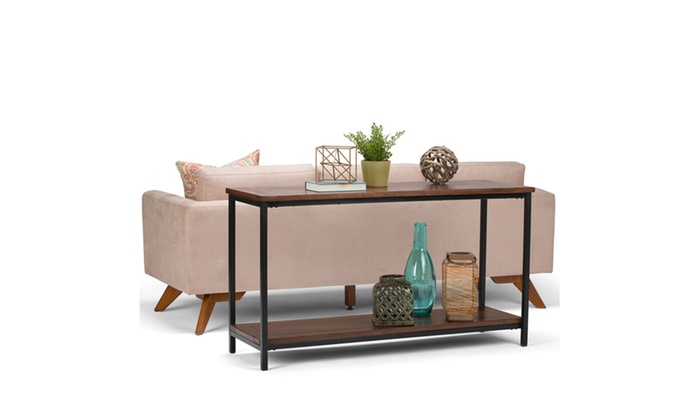 Skyler 54 Inch Console Sofa Table Groupon