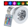 Magic Light Color-Changing LED Light Bulbs with Remote Control(2-Pack)