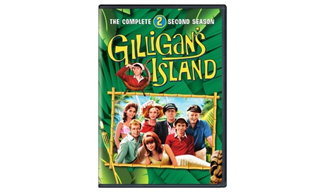 Gilligan's Island: The Complete Second Season (Repackage/Stack Hub) 62f6df61-560b-433f-a486-ae5a58d8f3c1
